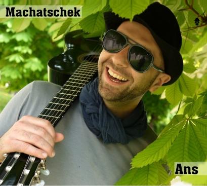 Machatscheks erste CD.