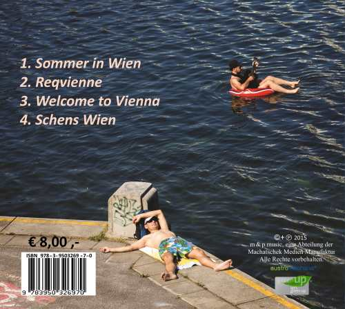 Incl. Welcome to Vienna, Machatschek im Fiaker-English!