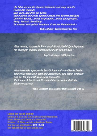 Das Machatschek-Evangelium!